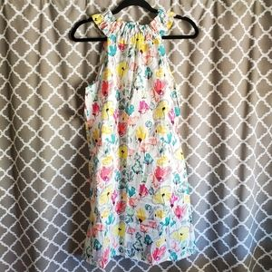 NEW Lolly Wolly Doodle Floral Dress L